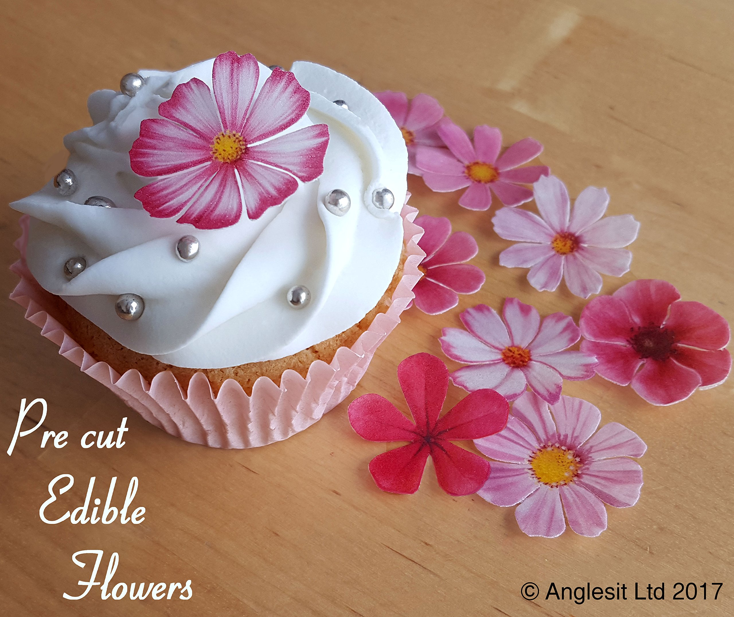 Edible Rice Paper Cake Toppers Amazon