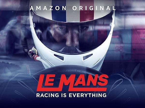 プライムビデオ英語字幕版ル・マン ~レースに懸ける男たちの画像