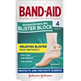 Band-Aid Advanced Healing Blister Block Regular 4