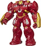 Avengers - B04411010 - Figurine Cinéma Interactive- Armure Hulk Buster