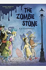 The Zombie Stone (Zombie Problems Book 2) Kindle Edition