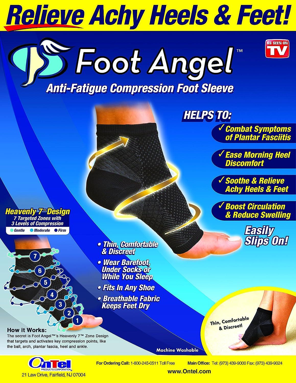 foot Blue angel
