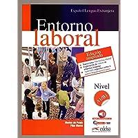 Entorno laboral: Libro del alumno + audio descargable A1-B1 (Nueva edicion amp