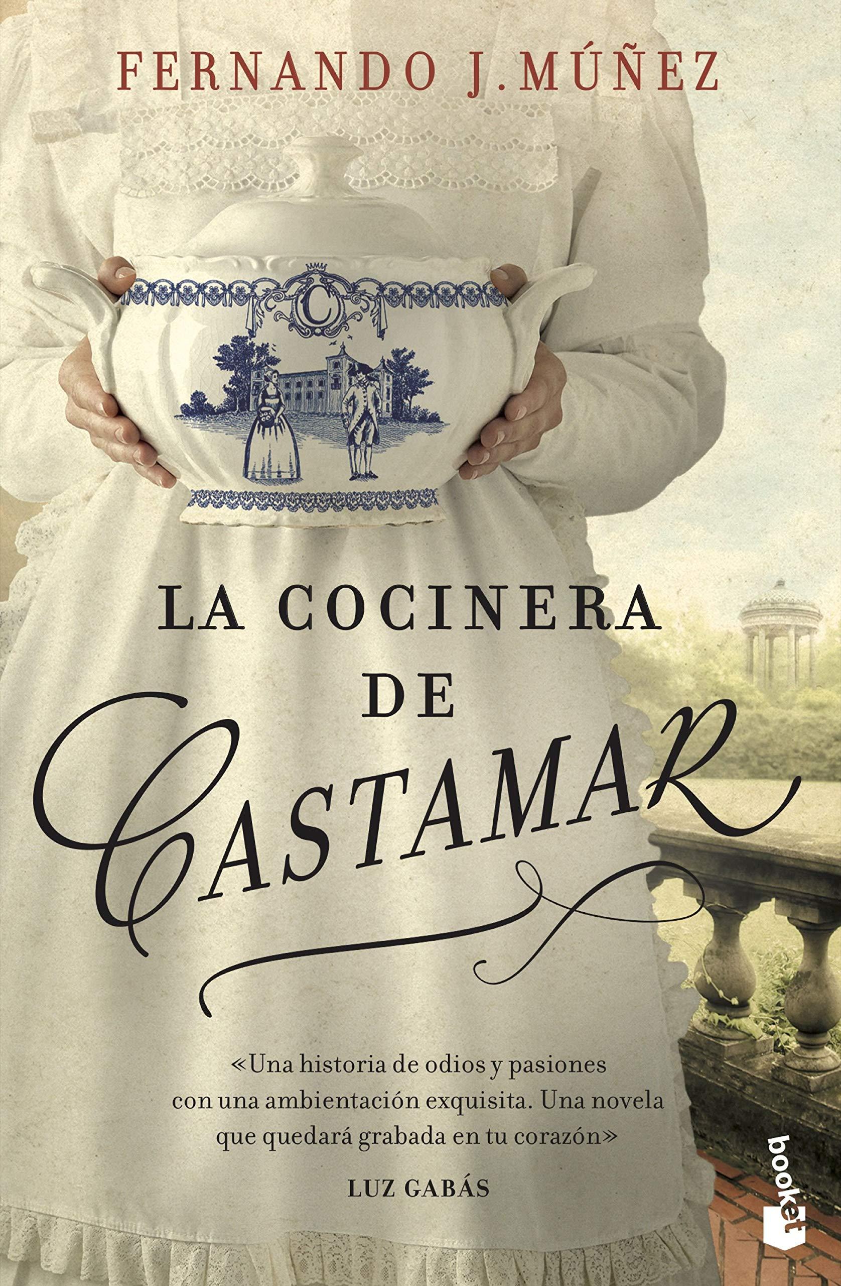 La cocinera de Castamar (NF Novela): Amazon.es: Múñez, Fernando J.: Libros