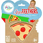 Teething Toys - BPA Free - Pizza Appe-Teether