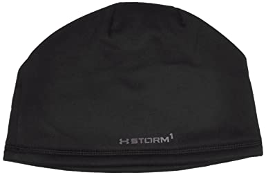 1dbf7ed49b5d0 Amazon.com: Under Armour Men's Storm ColdGear Infrared Elements 2.0 Beanie:  Clothing