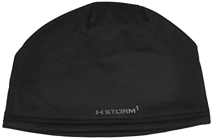2ca949255b2cc Amazon.com  Under Armour Men s Storm ColdGear Infrared Elements 2.0 Beanie   Clothing
