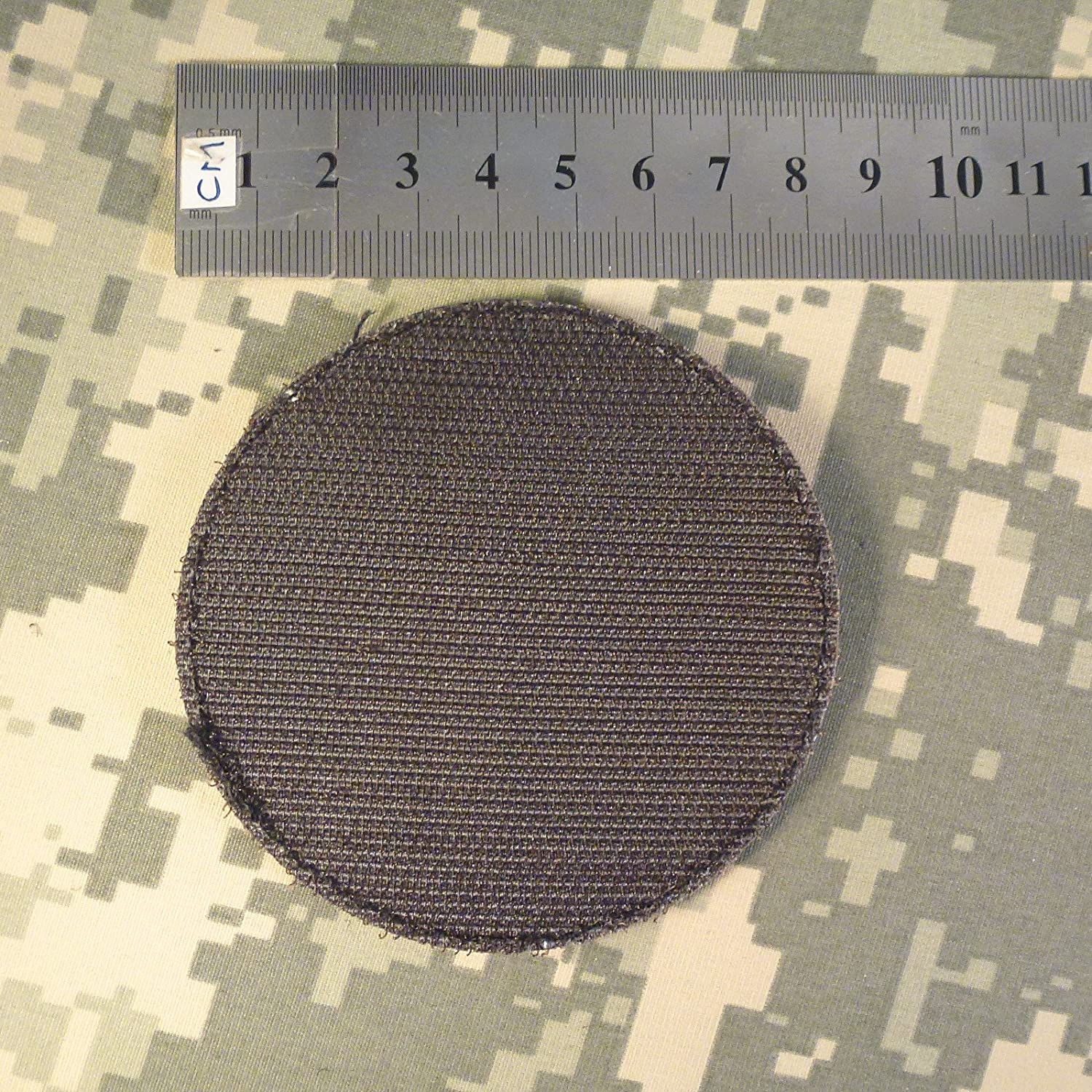 2AFTER1 All Black ACU US Navy Seals The Only Easy Day Was Yesterday DEVGRU Subdued Morale PVC Fastener Patch