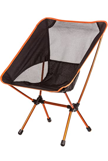 Superior Lecxe Folding Chair   Camping, Beach And Fishing   Ergonomic Lumbar Support  Prevents Back Pain