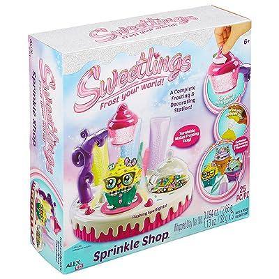 ALEX DIY Sweetlings Sprinkle Shop Craft Kit: Toys & Games