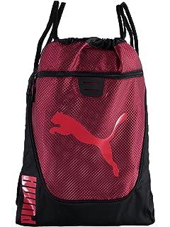 Amazon.com  PUMA Men s Teamsport Formation Gym Bag 45bf138c1ee5e