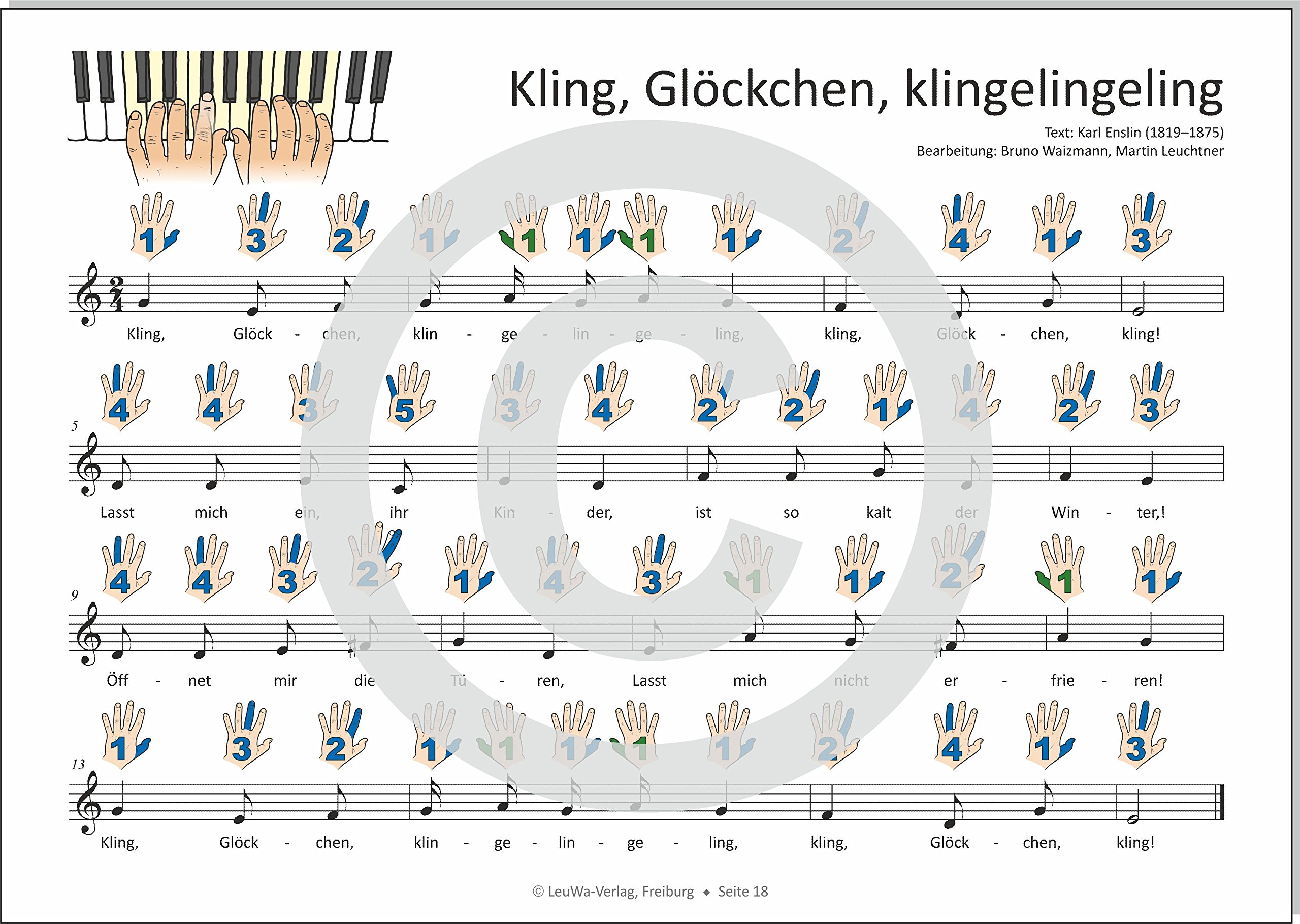 Weihnachtslieder Für Keyboard Kostenlos.Einfacher Geht Nicht 24 Weihnachtslieder Für Klavier Und Keyboard