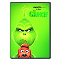 The Grinch (DVD) [2018]