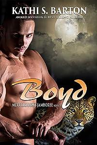 Boyd: McCullough's Jamboree – Erotic Jaguar Shapeshifter Romance (McCullough's Jamboree Book 5)