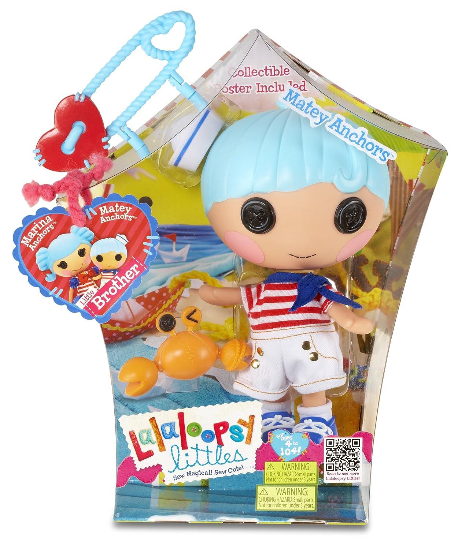 amazon com lalaloopsy littles matey anchors toys u0026 games