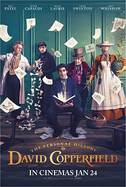 Details about  /G-155 The Personal History of David Copperfield 2020 Movie Poster Hot Silk Print