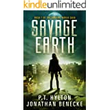 The Savage Earth (The Vampire World Saga Book 1)