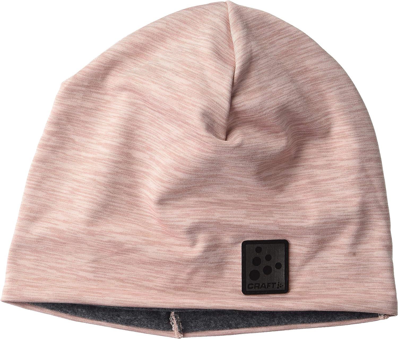 Craft Microfleece Soft Stretch Cold Weather Ponytail Beanie Hat