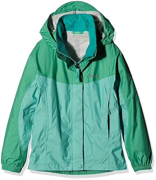 online store f6bfd 679d9 Marmot Ragazza Girl' s PreCip Giacca Pioggia Giacca: Amazon ...