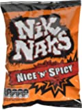 Nik Naks Nice 'N' Spicy Crisps 30 g (Pack of 28)
