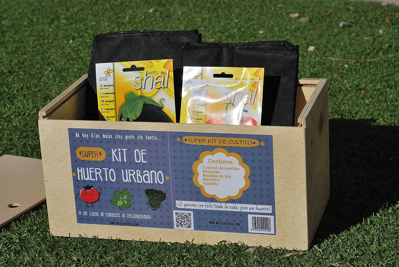Kit de huerto urbano.: Amazon.es: Jardín