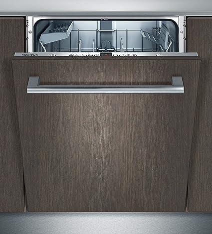 Siemens iQ500 lavavajilla Totalmente integrado 13 cubiertos A++ ...