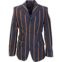 Relco Mens Weller Navy Boating Blazer Jacket