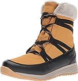 Salomon Men's Heika LTR CS WP Low Rise Hiking Boots, Black, 15.5