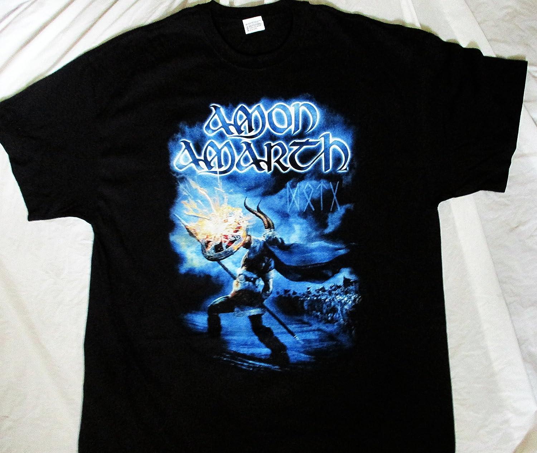 2014 Amon Amarth Concert T Shirt Tour Deceiver of the Gods XL