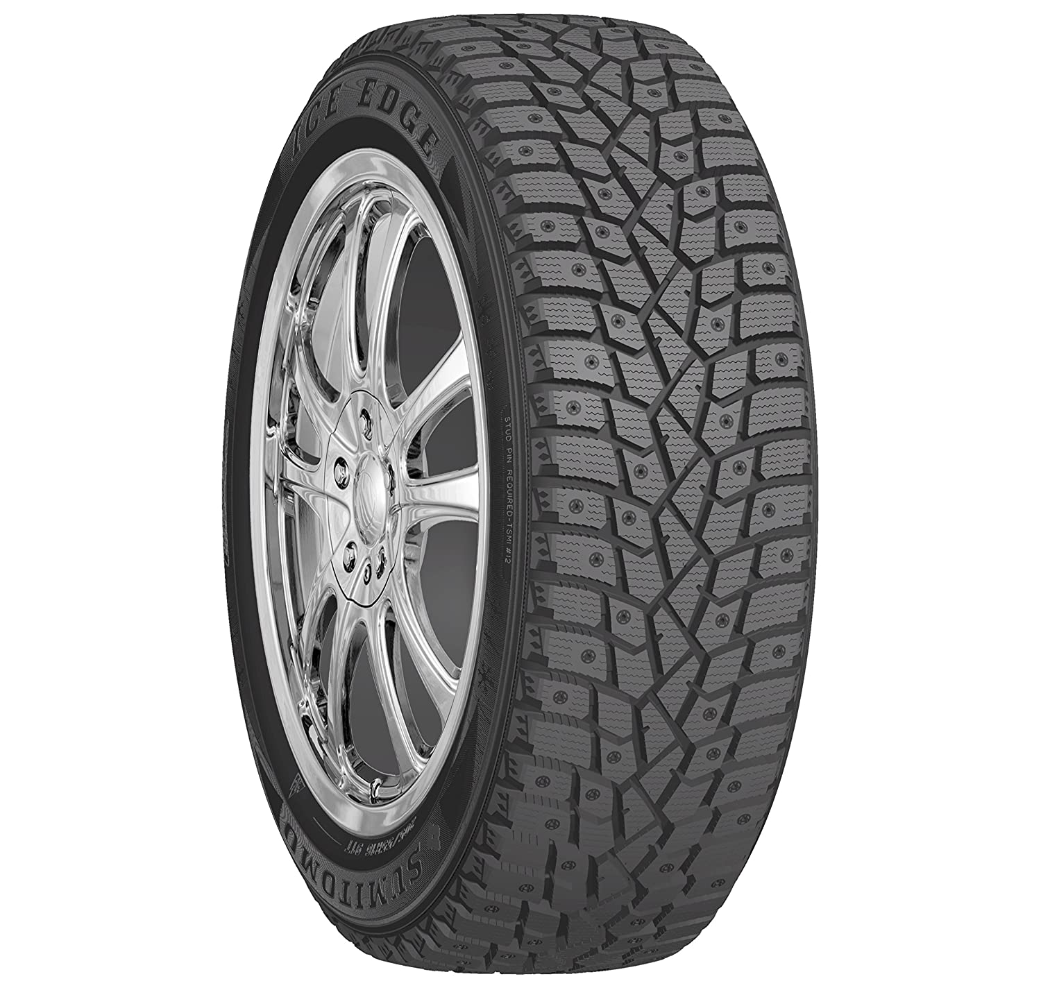 Sumitomo Ice Edge Studable-Winter Radial Tire - 235/60R16 100T EDG56