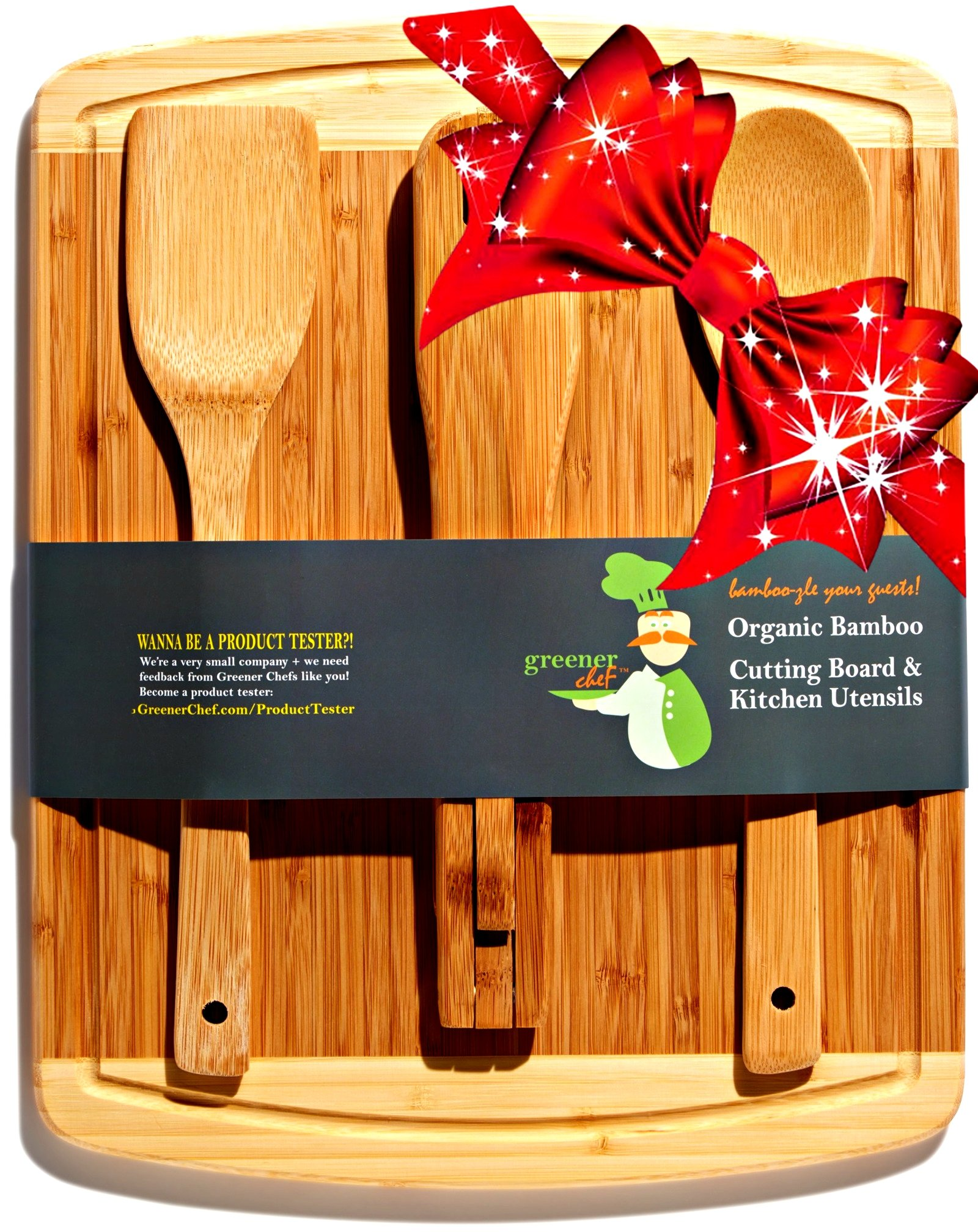 Cutting Board Wedding Gift Set pro kitchen tools