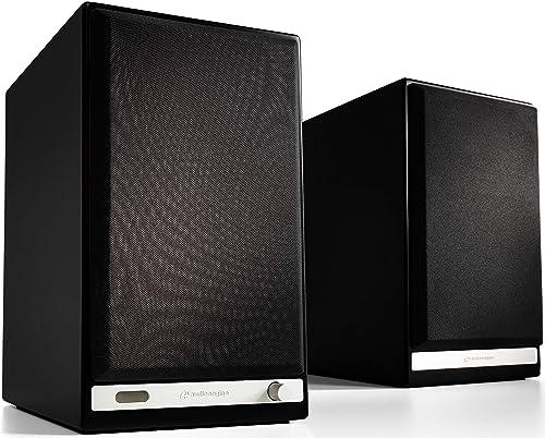 Audioengine HD6 150W Wireless Powered Bookshelf Speakers