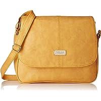 Nelle Harper Women's Sling Bag (Yellow)