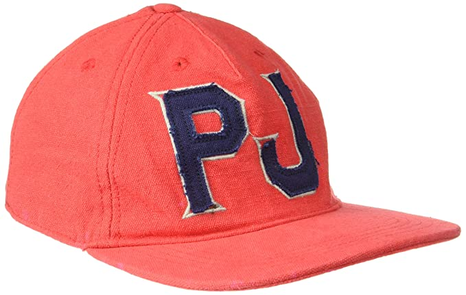 Pepe Jeans Men s Baseball Cap (PIAC100021 Red Free Size)  Amazon.in ... 10b9f39a29b0