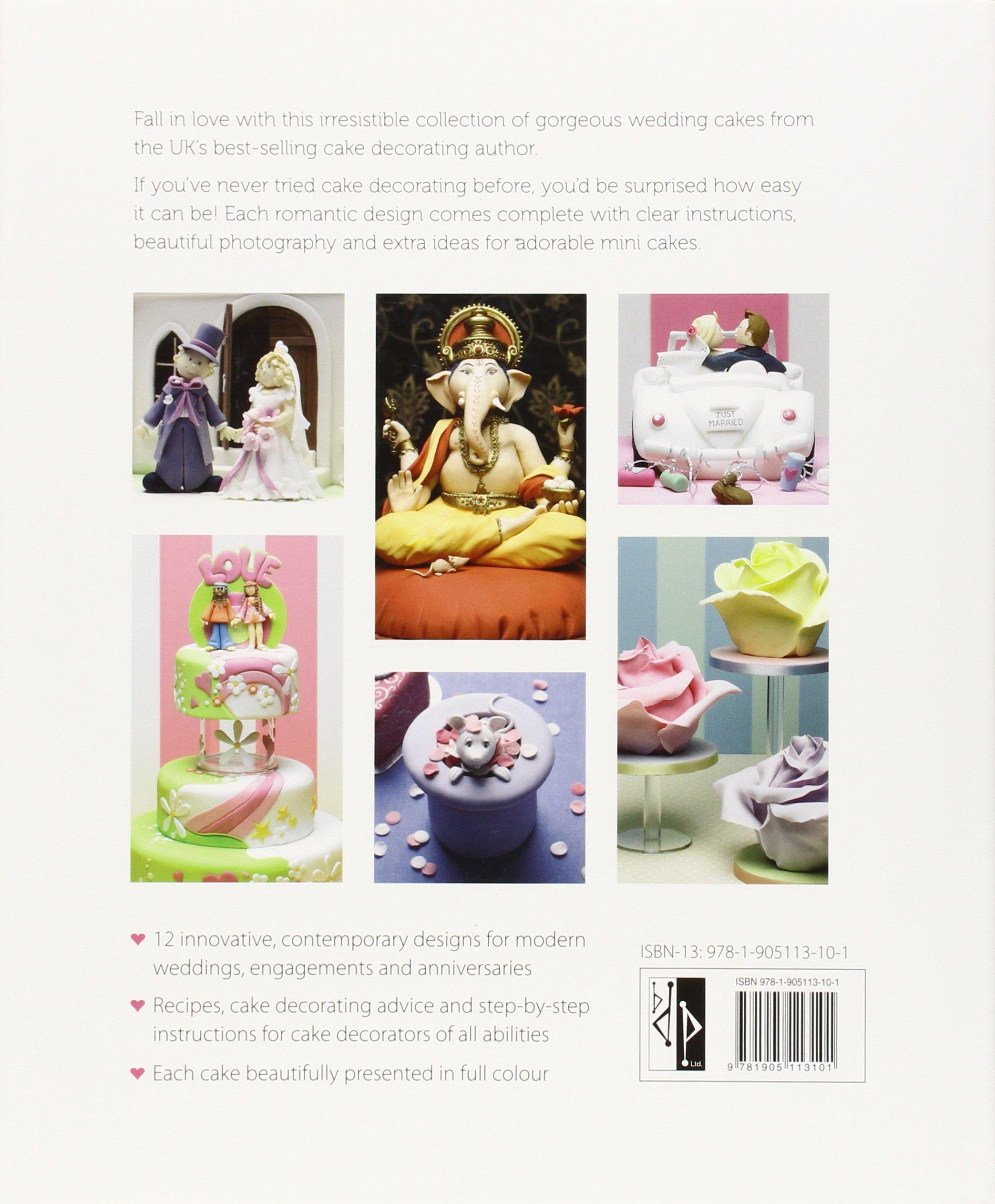 Debbie Brown\'s Dream Wedding Cakes: Gorgeous Designs for Weddings ...