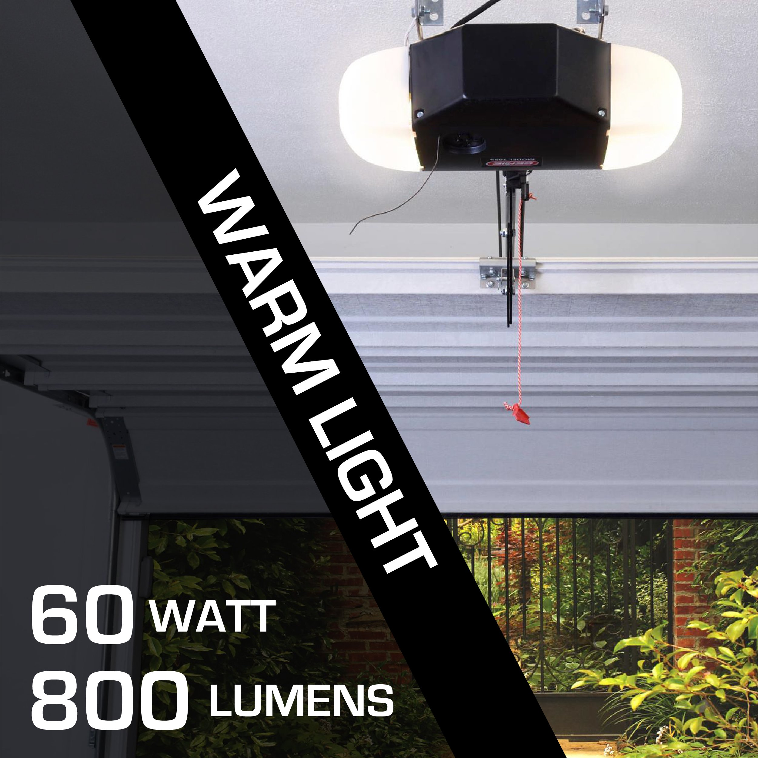 Garage Door Opener Led Lights