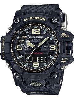 Amazon.com  Casio G-Shock Mudmaster Watch GG1000-1A8 WT  Watches afc93417044