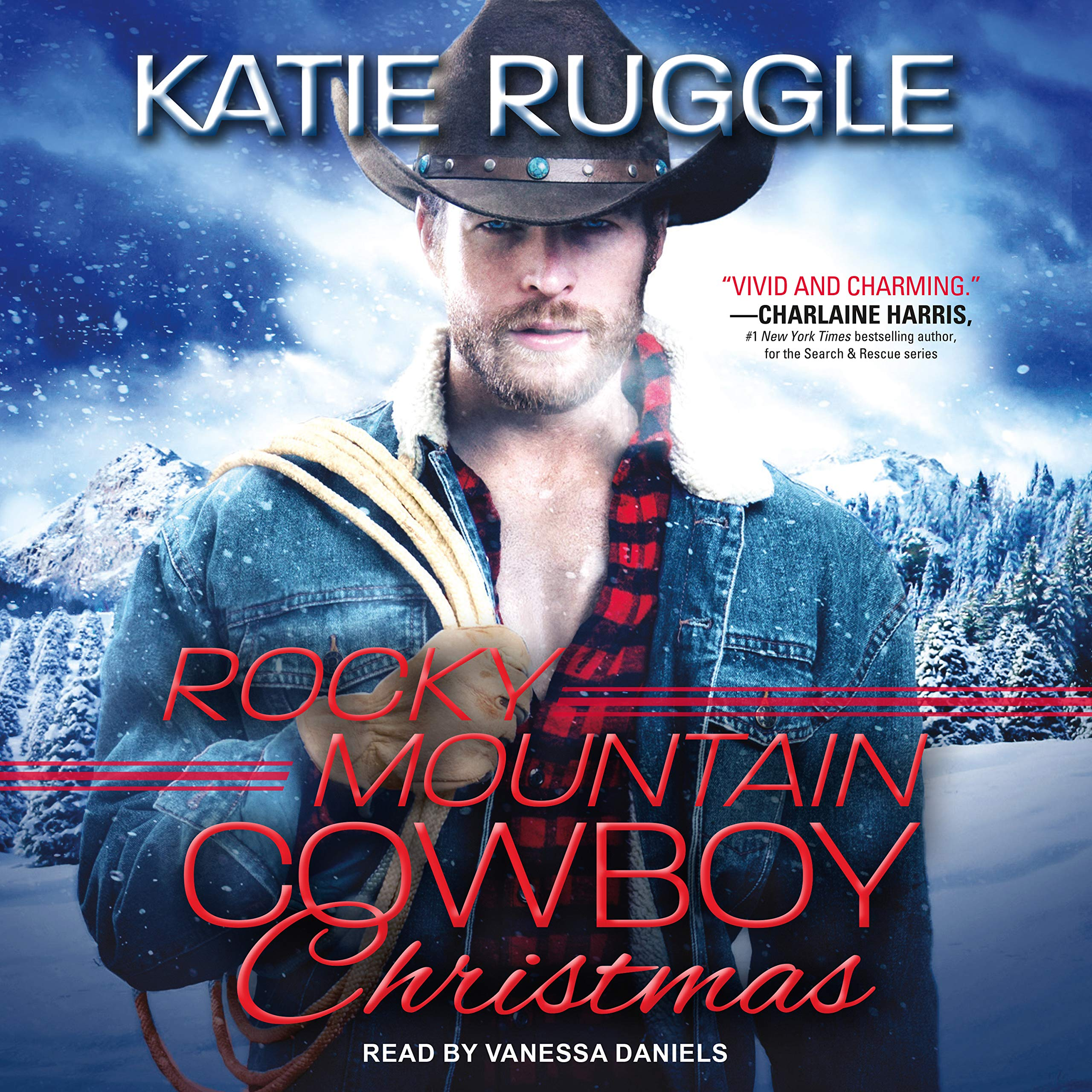 Rocky Mountain Cowboy Christmas (Rocky Mountain Cowboys) by Tantor Audio
