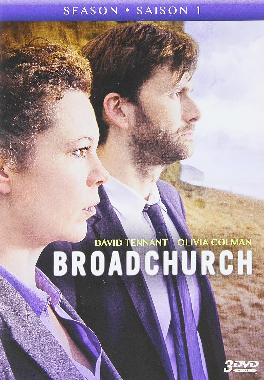 Broadchurch: Season 1 (Bilingual) Olivia Colman David Tennant Jodie Whittaker Andrew Buchan