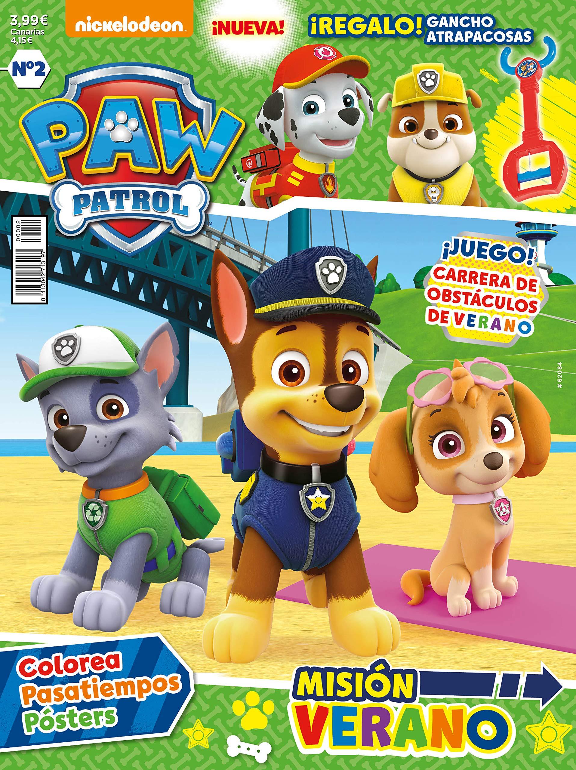 Patrulla Canina - Revista + Accesorio: Amazon.es: Vv.Aa, Vv.Aa: Libros
