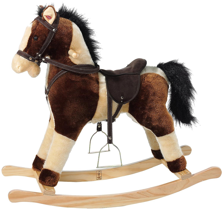 Heunec 725775 – Balancín de caballo con voz