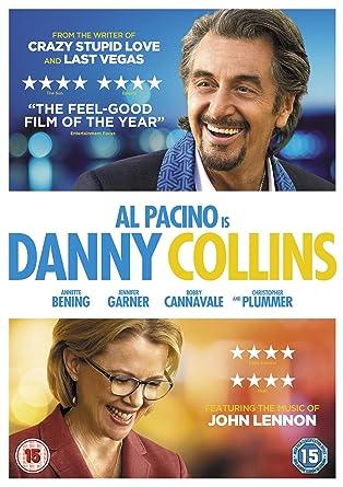 Danny Collins Dvd Uk Import Amazonde Al Pacino Annette