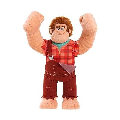 """Wreckin' Ralph 14"""" Plush - Brown Mailer: Toys & Games"""