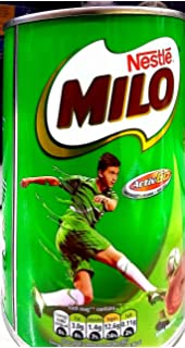 Nestle Milo Chocolate Energy Drink 400 g (Pack of 6)