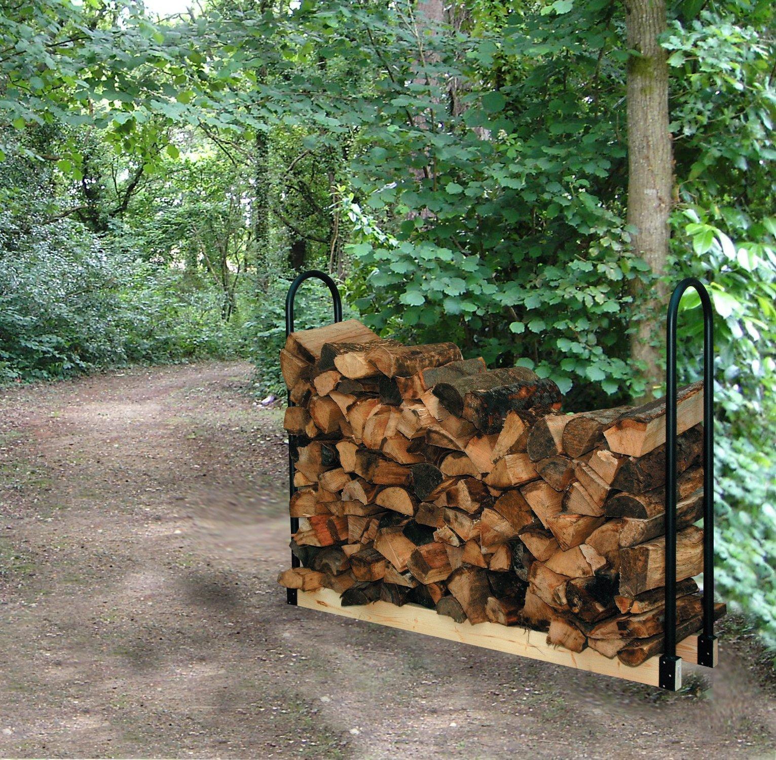 Panacea 15206 Adjustable Length Log Rack by Panacea