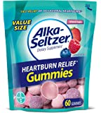 Alka-Seltzer Heartburn Relief Gummies 60ct