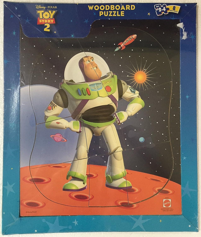 【完売】  Disneyトイストーリー2 Woodboard Puzzle Puzzle Buzz B07DN27MBJ Buzz Lightyear B07DN27MBJ, イタリ屋:d4b072be --- a0267596.xsph.ru