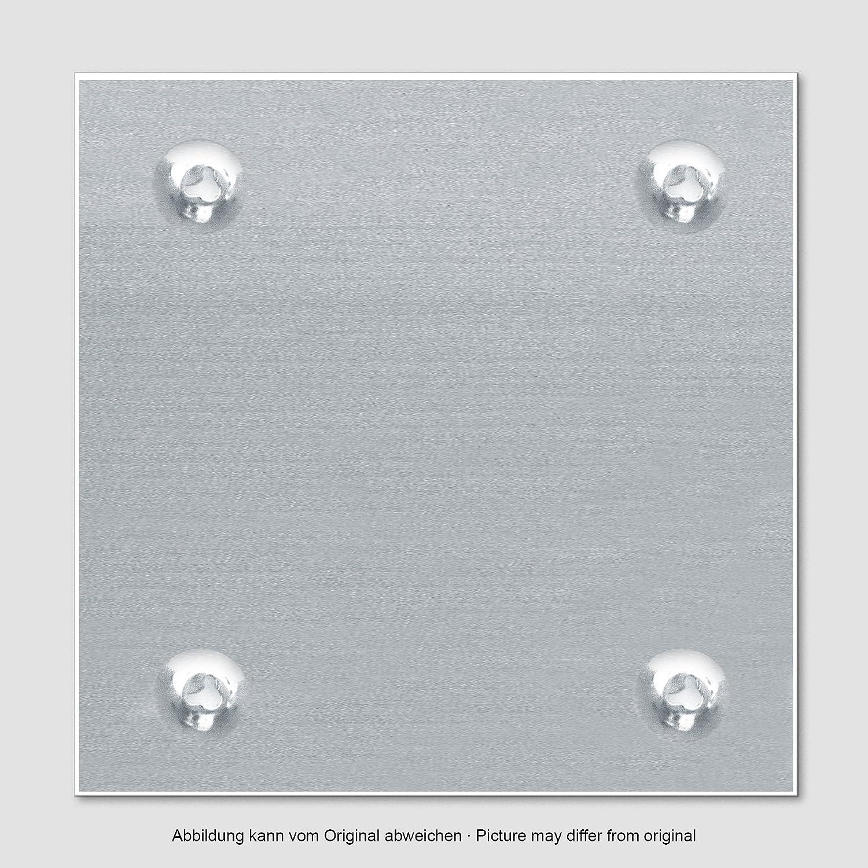 Eurographics MB-White3/Tableau Blanc m/émo aimant/é et Tableau d/écriture en Verre Gris
