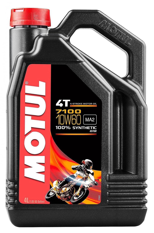 Olio Moto - Motul 7100 4T 10W-60, 4 litri 104101