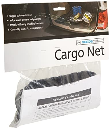 Amazoncom Genuine Mazda KL Cargo Net Automotive - Mazda net